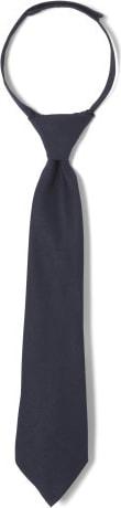 Boys Adjustable Solid Tie