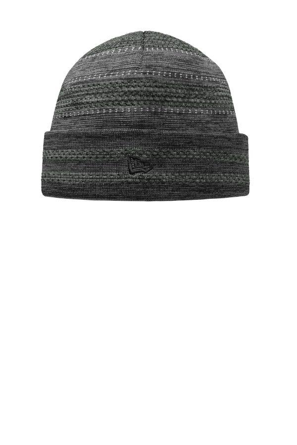 New Era On-Field Knit Beanie Black